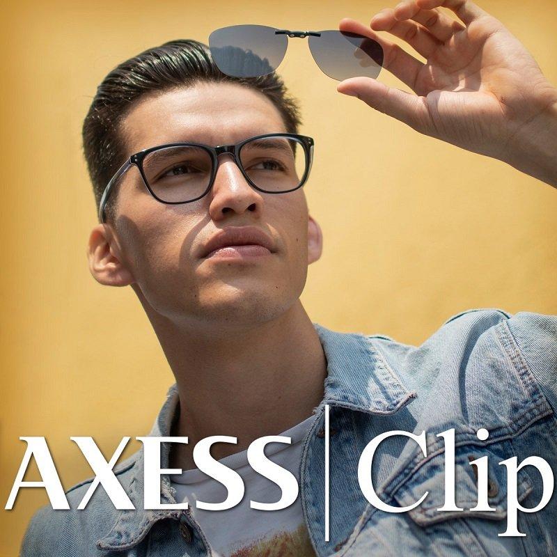 lentes axess clip