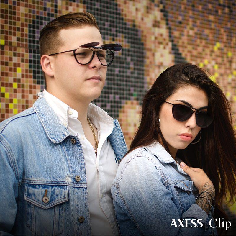 lentes axess clip precio